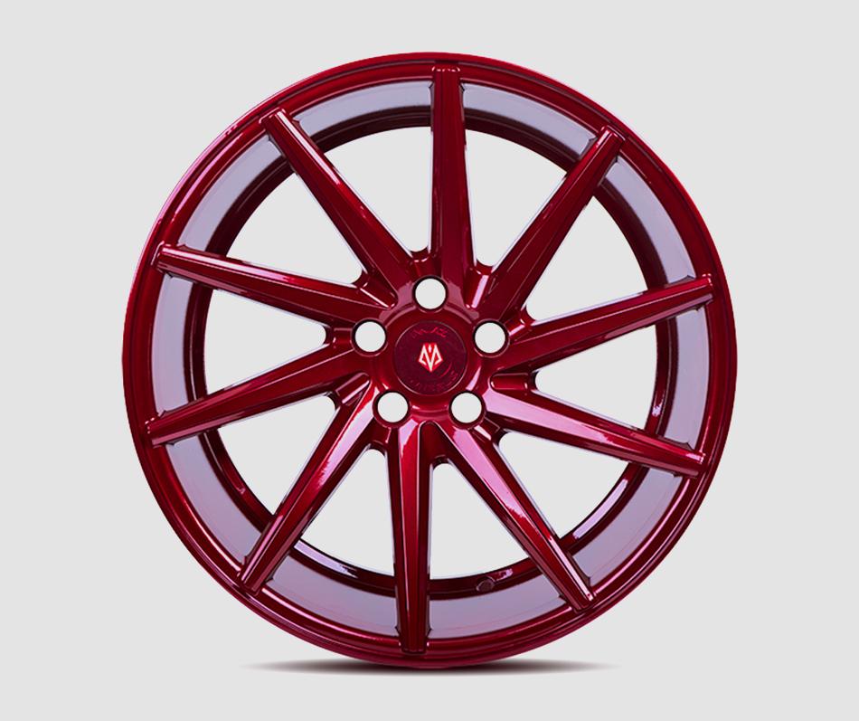 Imaz Im5 Candy Red